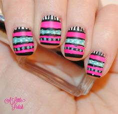 The Awesome Designs of Nails!!!