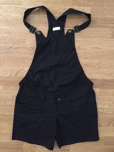 Salopette nera FAIRE DODO; taglia 42; 23€ http://hipmums.it/collections/premaman/products/salopette-nera-premaman-corta