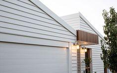 Mixed facade gives a family home a facelift | Scyon Wall Cladding And Floors