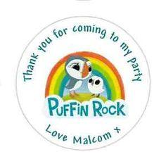 cumpleaños puffin rock - Buscar con Google