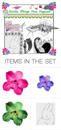 """Lili's Birthday Challenge Day 8 (Weirder Things Have Happened)"" by ac-awesome ❤ liked on Polyvore featuring art and lilisbirthdaychallenge"