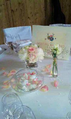 Fleurs mariage Deborah