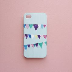 Flags // iPhone 4/4s case, $25.00  @Heather Middleton