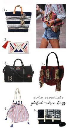 Global chic bags