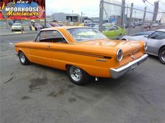 Ford Falcon XP HARD TOP COUPE 1965