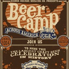 Sierra Nevada Beer Camp Across America event series recruits nearly 700 craft brewers - #craftbeer