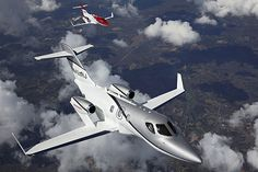 Hondajet HA-420實踐本田宗一郎造飛機的夢想