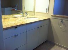 Santa Cruz bathroom remodel by Dean Mazei Construction. http://santacruzconstructionguild.us/mazzei-construction/