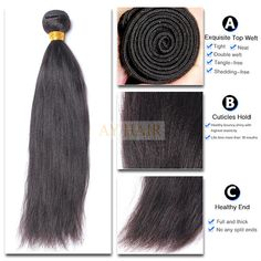 Light Yaki Straight Malaysian Virgin Remy Best Quality Grade 6A Wholesale Top Selling Human Hair – Wholesale Hair Weave Factory