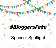 Thank You to the generous sponsors of #BloggersFete!!