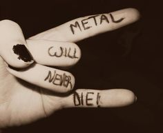 Heavy Metal Music I think I would want this as a tattoo and or rock music Heavy Metal Rock, Heavy Metal Music, Black Metal, Metallica, Mundo Musical, El Rock And Roll, Types Of Music, Death Metal, Classic Rock