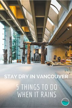 As one of the top five most livable cities in the world, Vancouver is a popular destination for expats and travellers alike. There is only one downside to this beautiful city, the rain. So how can you stay dry in Vancouver?