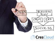 Crescendo es la clave para encaminar a su negocio al éxito. TIPS PARA EMPRESARIOS. La Nube se ha convertido en una herramienta clave y muy eficaz, para el crecimiento de las empresas. En CresCloud, innovamos las aplicaciones que conforman a nuestro sistema Crescendo, para que opte por una nueva forma de administrar las áreas de su negocio. Le invitamos a conocer más sobre nuestros servicios, a través de nuestra página en internet www.crescloud.com.  #desarrollodesoftwareparasuempresa