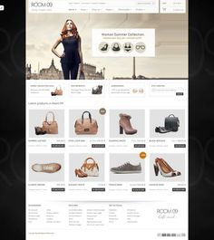 Room 09 Shop - Multi-Purpose e-Commerce Theme - WooCommerce eCommerce #wordpress #theme #website #template #responsive #design #webdesign #clean #shop #ecommerce