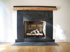 Leo Gaev Metalworks - Fireplace Surround