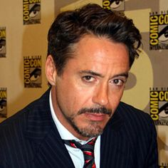 Robert Downy Jr.Famous people that suffer from Bipolar Disorder