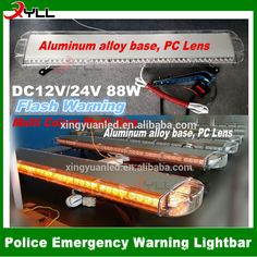 Need a 360 degree emergency lighting with great efficiency and dc12v 88w 264w best selling emergency vehicles top roof muiti flashing function led security warning light bars buy led security warning light barsdc12v aloadofball Gallery