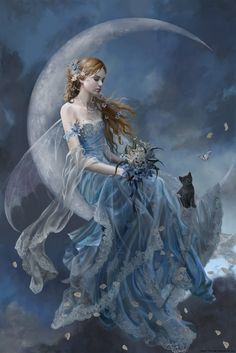 Image result for deep fairy painting