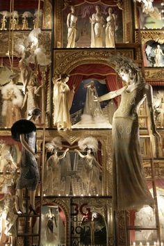 Bergdorf Goodman, New York, November 2012