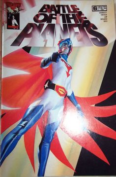 Top Cow Comics Battle of the Planets Issue 6