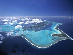 Photographic Print: Bora Bora, French Polynesia by Walter Bibikow : Different Seasons, Tiny Flowers, French Polynesia, Bora Bora, Travel Photographer, Photographic Prints, Find Art, Framed Artwork, North America