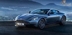 Der Aston Martin DB11 auf offiziellen Bildern