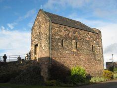 St.Margarets Chapel. oldest bldg. in Edinburg c. 1250