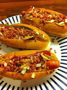 Hotdogs with a twist