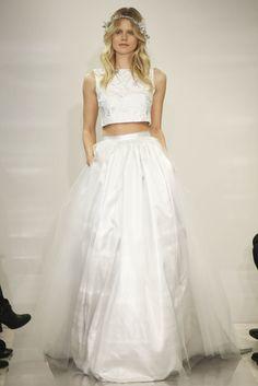 El vestido perfecto para mi boda. Lo juro. Es precioso.