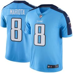 mens tennessee titans 8 marcus mariota nike black impact limited jersey nfl tennessee titans jerseys pinterest nike tennessee and jersey