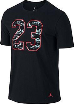 23c38fcf910 NIKE Nike Mens Air Jordan 23 Take-Off T Shirt Dark Grey Heather White.   nike  cloth