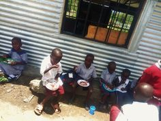 Thanks to our sponsors, we have a chance to help provide 2 daily meals for the children studying at the local school.