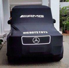 AMG Big Boys Toys Mercedes Benz