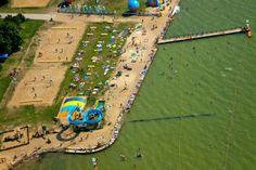 Plaża miejska w Giżycku