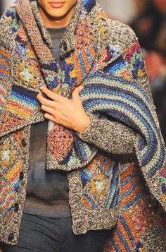 Dziana Moda: Kolorowa Missoni