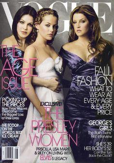 Riley Keough, Lisa Marie & Priscilla Presley