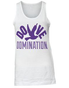 Sigma Kappa Dove Domination Tank