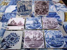 Azulejos Antigos entre os séculos XV e XX