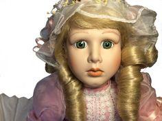 Lexington Hall Porcelain Doll Tamara by by JacobandCharlies