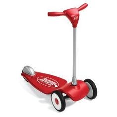 Radio Flyer My 1st Scooter Red for just $34.99 - normally sixty-six!