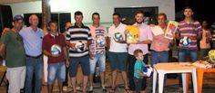 Vila Gianello recebe oficialmente a Pavimentação Asfáltica e novos Kits para a prática esportiva