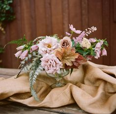 Florals by Sarah Winward of Honey of a Thousand Flowers