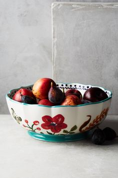 Discover unique Serveware & Entertaining products at Anthropologie, including the seasons newest arrivals. Shop serving platters, dishes, and pitchers. Serving Bowl Set, Serving Platters, Serveware, Tableware, Ice Cream Bowl, Cereal Bowls, Humble Abode, Dinnerware, Decorative Bowls