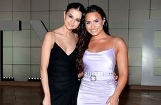 Image result for demi and selena 2017 instyle awards