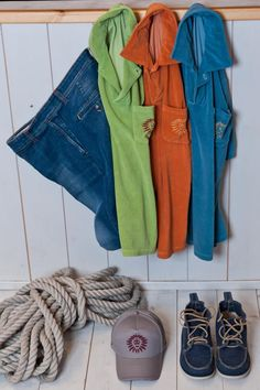 Technical and fashion sailing clothes