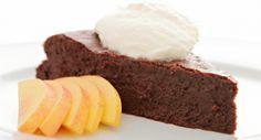 Francia csokitorta recept Hungarian Recipes, Something Sweet, Sweet Recipes, Meal Prep, Caramel, Cheesecake, Vanilla, Sweets, Meals