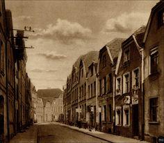 Stolp in Pommern, Mittelstraße (1920)