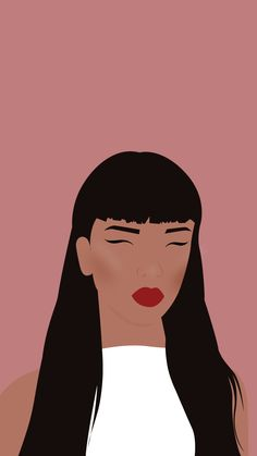 Brunette Woman Portrait - Buy this stock illustration and explore similar illustrations at Adobe Stock Woman Illustration, Portrait Illustration, Graphic Design Illustration, Graphic Art, Fashion Illustration Hair, Art Illustrations, Fashion Illustrations, Female Portrait, Portrait Art