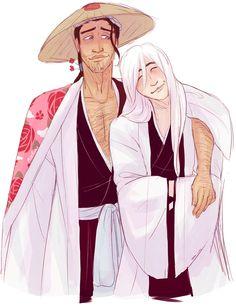 Bleach Fanart, Bleach Anime, Aizen Sosuke, Bleach Couples, Bleach Characters, Awesome Anime, All Anime, Anime Ships, Manga