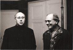 Rostropovich and Messiaen